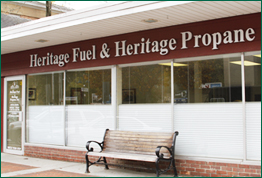 Heritage Fuel and Heritage Propane